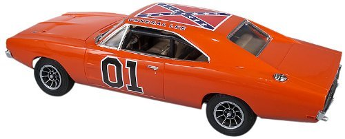 Round 2 MPC 1/25 Dukes of Hazzard 1969 Dodge Charger General Lee Car Model Kit - 706 at Sears.com