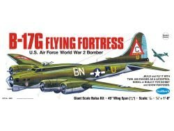 Guillows Boeing B17G Flying Fortress Model Kit ~ 2002 at Sears.com