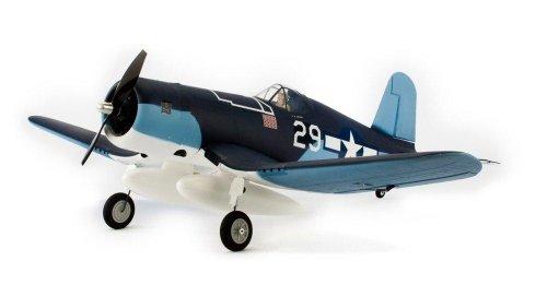 Park Zone ParkZone F4U-1A Corsair BNF Scale RC Airplane - 6080